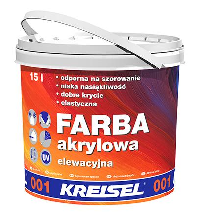 Fassaadivärv Akrüül Kreisel